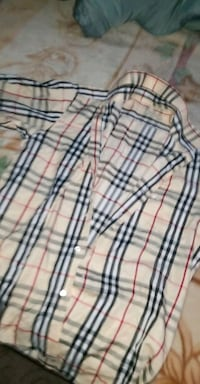 Burberry shirt size medium  Surrey, V3W 0Z3