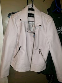 XXL Guess pink faux leather coat Gresham, 97030