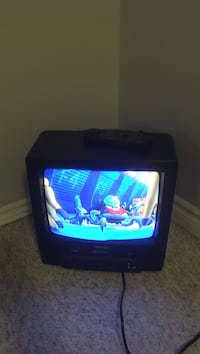 Toshiba TV/VCR combo.  With remote
