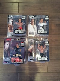 UFC Collectibles (sealed) Calgary, T2W