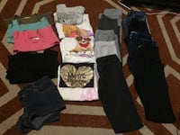 Youth girls clothes