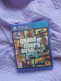 Grand Theft Auto caso Cinque playstation 4 gioco