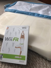 Wii Fit Workout Game and Balance Board