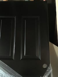 """Two brand new black 30"""" inch steel exterior $150 each OBO Holland Landing, L9N 1C8"""