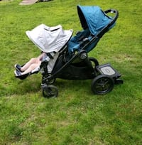 City Select 2 Seat Double Stroller