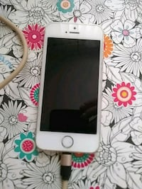 silver iPhone 5s with box Marion, 46952