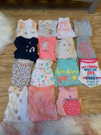 Stain free and smoke free. All newborn clothes Melbourne, 32940