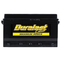 Used New Duralast Gold Battery Part Number 96r Dlg For Sale In
