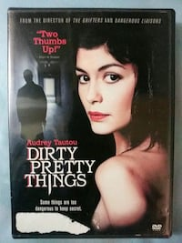 Pretty Dirty Things dvd