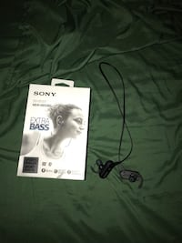 Used Sony extra bass great sound and bass $80 in store  Lodi, 95240