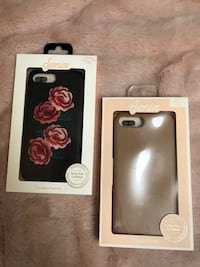 two black and gray Sonix iPhone case boxes Edmonton, T6K 2N6