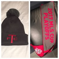 Tfc playoff off scarf and hat Toronto, M6K 2J6
