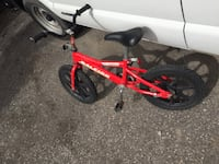 Well built canadin kids bike. With set of trainning wheels