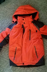 Hawke & Co Winter Jacket size 8 boys