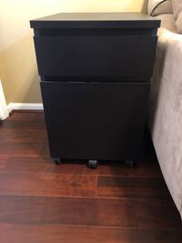 Black File Drawer Unit on Casters - Price Reduction! Manassas Park, 20111