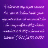 Beauty services Jackson