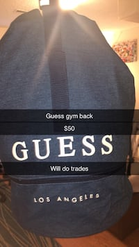 GUESS gym bag Toronto, M2J 1X3