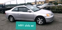 Honda - Civic - 2001 Aspen Hill