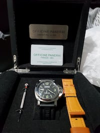 Used Panerai Luminor Marina PAM 111 Watch Vaughan, L6A 1B8