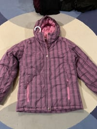Ladies / Girls coat  Size small  Water resstant Vaughan, L6A