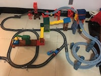 Thomas &Friends Track master Mad Dash on Sodor Set Weston