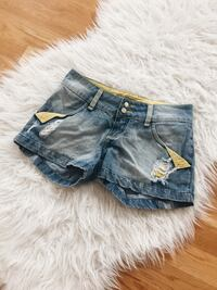 Jeans shorts 6251 km