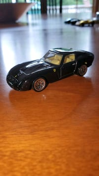 black coupe die cast model Poughkeepsie, 12603