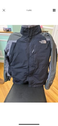 The North Face Men's Hyvent DT Jacket Size M Grey/Black New Britain, 06062