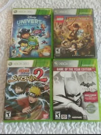 Xbox games  Worcester, 01603