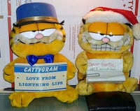 Garfield Stuffed Animals & miscellaneous  Vancouver, 98683