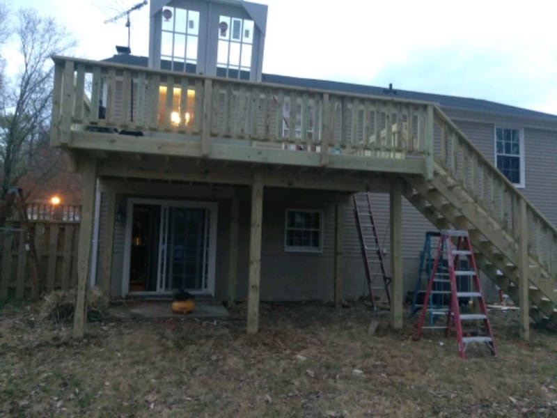Decks & Porches Additions Roofing Siding Windows 6