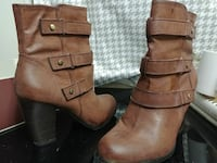 Brown Naturalizer Boots