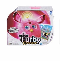 pink Furby Connect box
