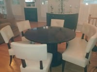 Burnhard dining room set plus Gaithersburg