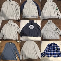 Authentic Roots Sweaters Double XL  $60 Each Toronto, M2R 3B8