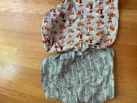 Changing pad covers from Etsy  Toronto, M4M 2J9