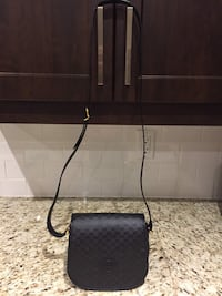 Authentic Gucci black saddle bag . Made in Italy. See below for details  Toronto, M2N 1Y1