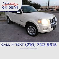 2008 Ford Explorer Limited San Antonio, 78229