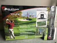 Target line practice kit. Improve your game, easy setup Calgary, T2X 0Z1