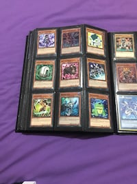 Entire YUGIOH Binder!!! New York, 10452