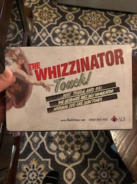 Wizzinator touch, brand new in box with receipt $100firm
