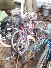 Bike Tires, Frames, Forks & more parts Edmonton, T6L 2K3