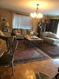 Great furniture set. Sofa and love seat and chaise lounge