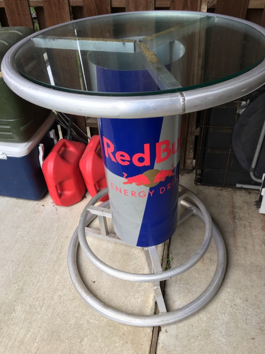 Used red bull bar table in baton rouge tayler bd bull bar table sold more info watchthetrailerfo