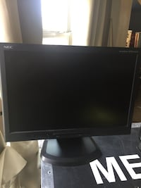 NEC HD 20' with front speakers and with audio input computer monitor Round Rock, 78664