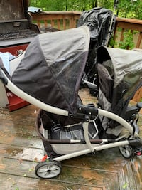 Graco Double Stroller in Excellent Condition Shrewsbury, 01545