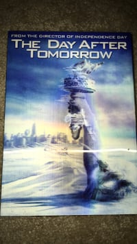 Day after tomorrow dvd Omaha, 68104