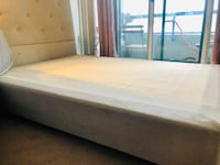 Queen size bed ikea Mississauga, L5B 3Y4