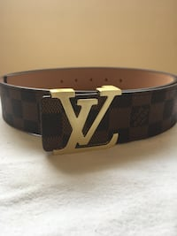Damier Louis Vuitton Belt Mississauga, L5N 7G3