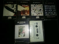 1970's Led Zepplin Cassette Tapes Naples, 34120